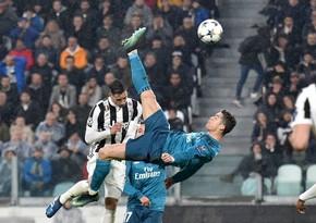 Buffon Ronaldonun rekordunu zarafatla təbrik etdi