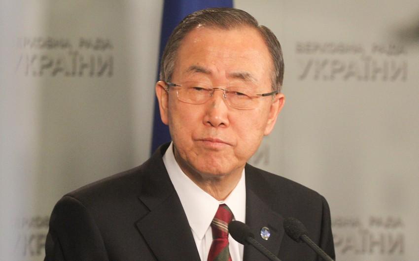 Pan Gi Mun yenidən BOK-un Etika komissiyasının sədri seçilib