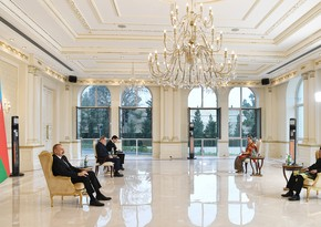 Ilham Aliyev accepts credentials of new Indonesian ambassador
