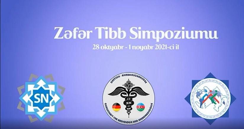 Azərbaycanda ilk dəfə Zəfər Tibb Simpoziumu keçiriləcək
