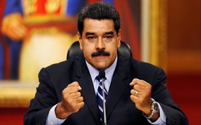 Мадуро отказался покидать пост президента Венесуэлы