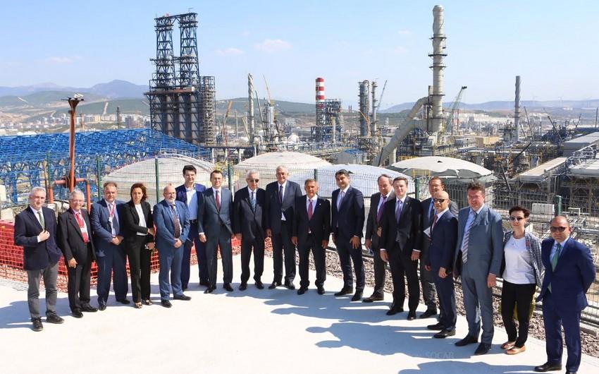 Президент Татарстана побывал на заводе STAR