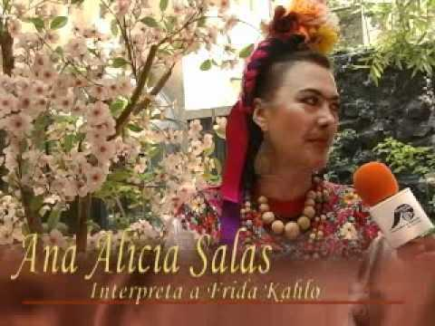 Famous Mexican actress and singer Ana Alicia Salas performs in Baku