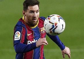 Месси установил новый рекорд Ла Лиги