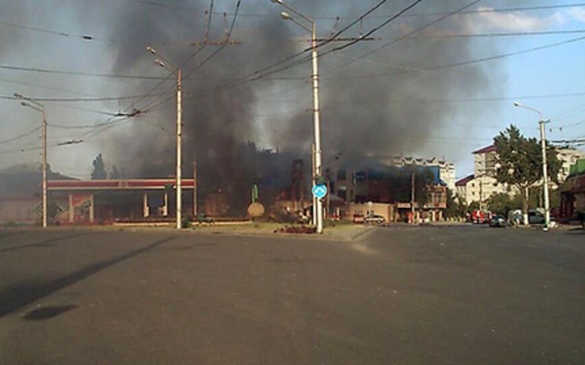 Dağıstanda qaz partlaması nəticəsində 2 nəfər xəsarət alıb