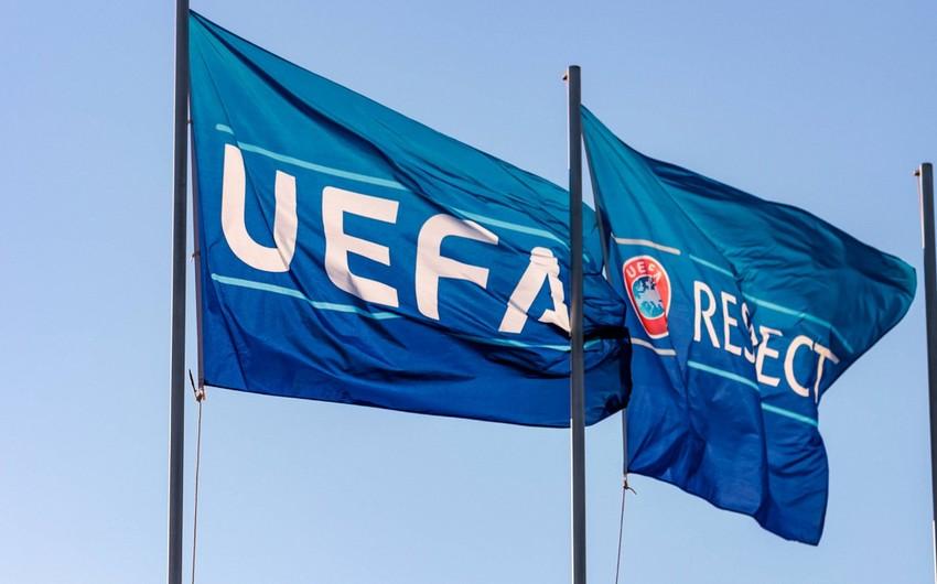 UEFA yığmalarımızın iştirak edəcəyi turnirlərlə bağlı qərar verdi