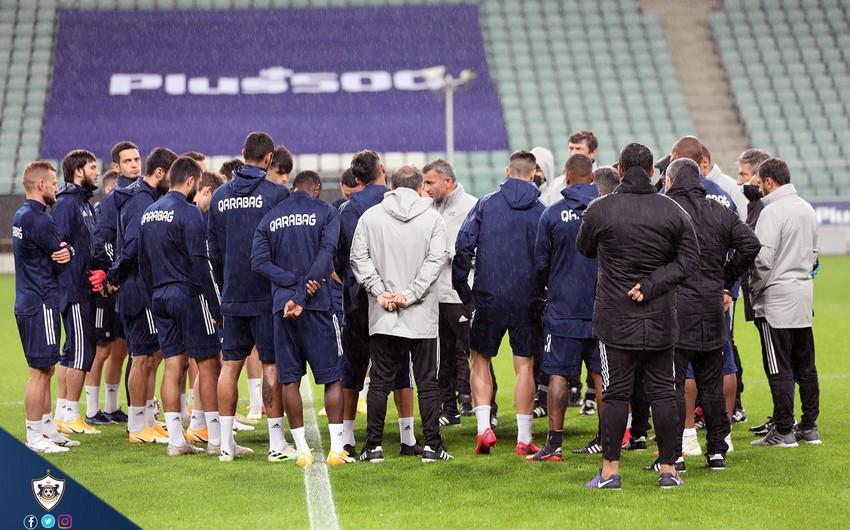 Qarabağın 3 futbolçusu Səbaillə matçı buraxacaq