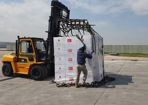 Turkey sends COVID-19 vaccines to Libya
