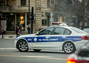 Yol polisi komendant saatı ilə bağlı vətəndaşlara müraciət etdi