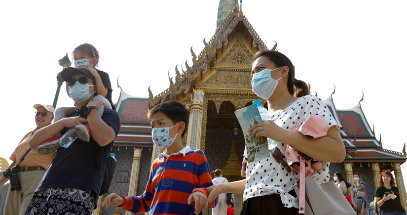 Thailand to open borders for fully vaccinated tourists from Nov 1