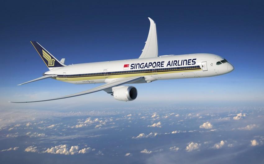 """Singapore Airlines"" kütləvi ixtisarlara başlayır"
