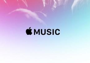 В работе Apple Music произошел сбой