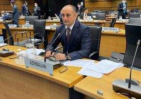 Azərbaycan nümayəndəsi Beynəlxalq Anti-Korrupsiya Akademiyasının İdarə Heyətinə üzv seçilib