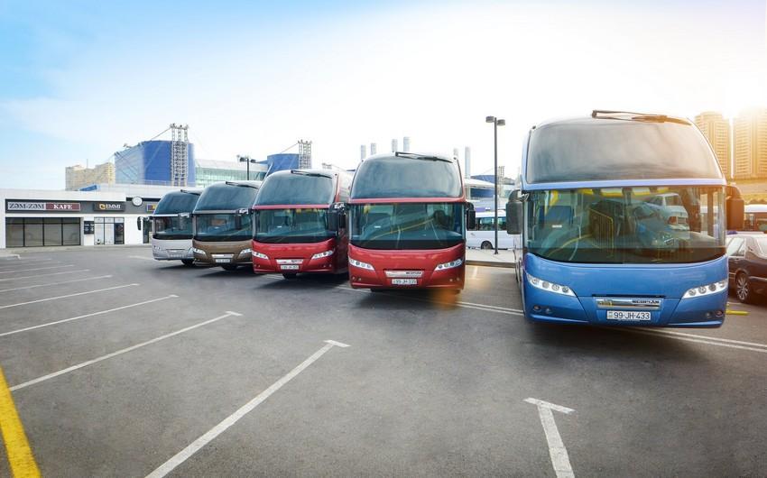 В Шеки и Мингячевир открывают ночные автобусные рейсы