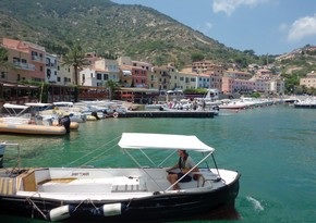 Italian island spared from COVID-19 outbreak