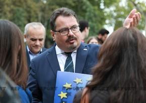 Посол ЕС: Азербайджан является важным участником Восточного партнерства