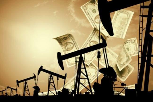 WTI neftinin qiyməti Brenti üstələyib
