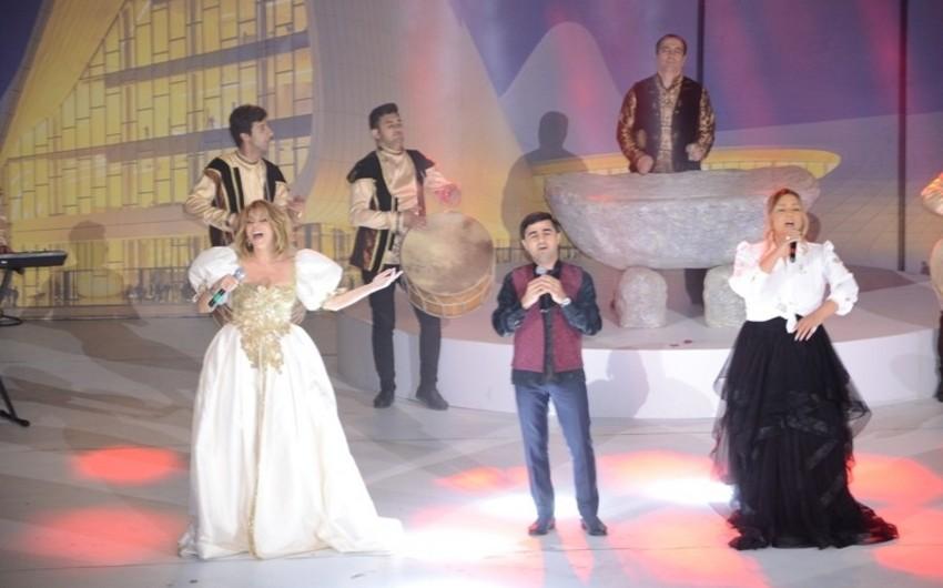 Milli Qurtuluş Günü münasibəti ilə Yaşıl Teatrda konsert proqramı keçirilib