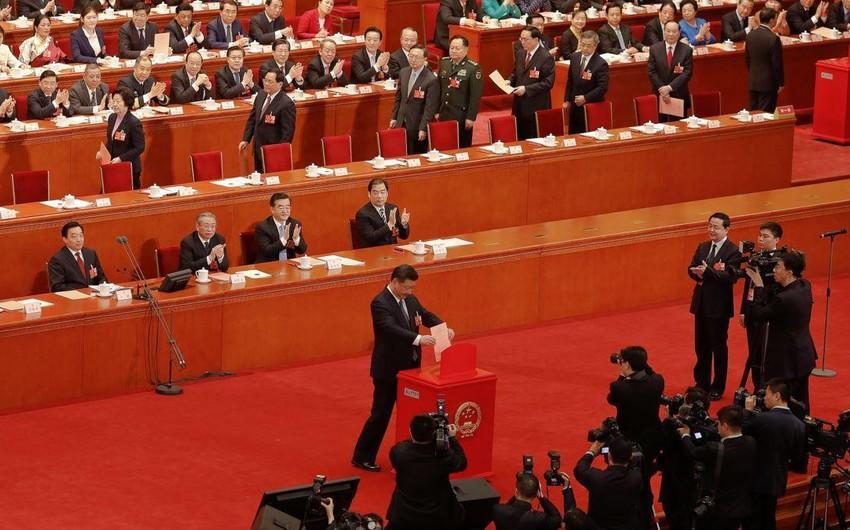 Çin parlamenti Honkonqla bağlı yeni qanun qəbul edib