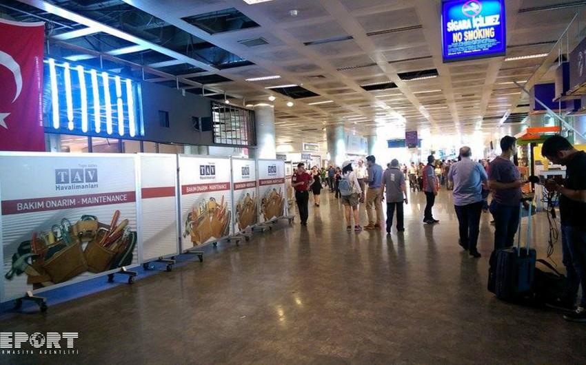 Atatürk Hava Limanı terrordan sonra - FOTOREPORTAJ