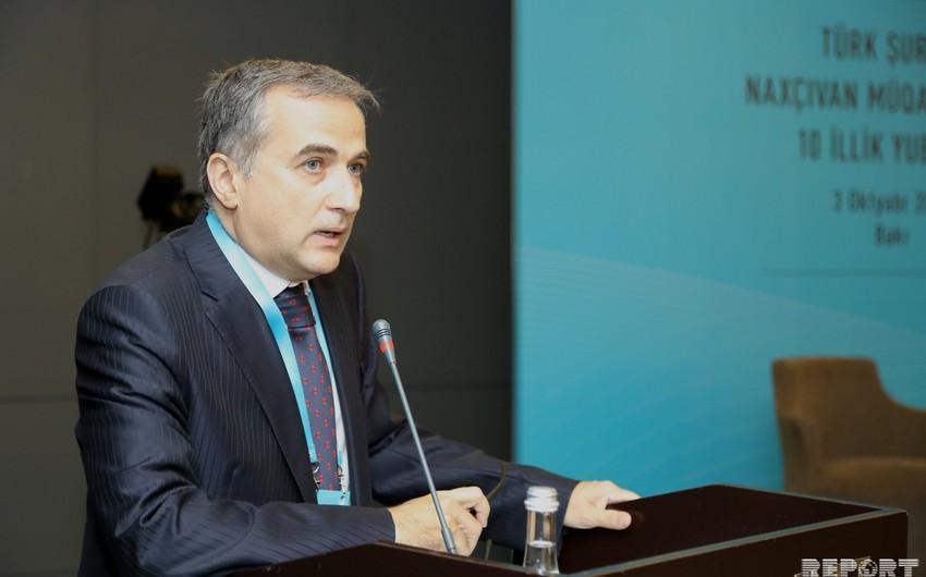 Fərid Şəfiyev: Türk Şurası ölkələri arasında ticarət dövriyyəsi 10 ayda 32% artıb