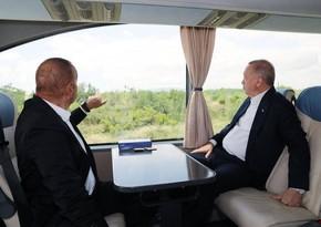 Prezident: Əziz qardaşıma Füzulinin dağılmış mənzərəsini göstərdim