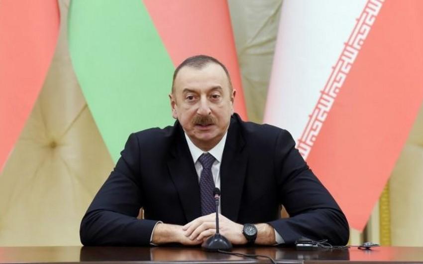 Ильхам Алиев: Подписанные сегодня с Ираном документы откроют новые возможности для сотрудничества