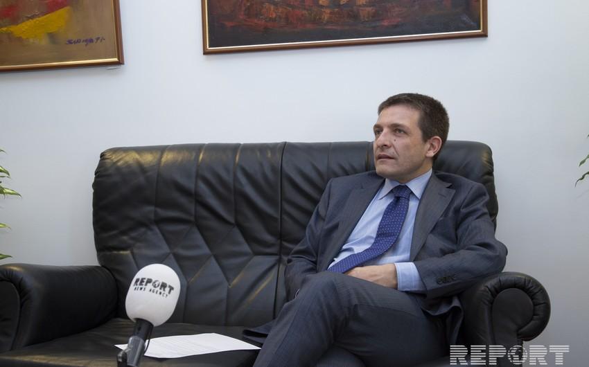 İtaliya səfiri: Dağlıq Qarabağ münaqişəsində status-kvonun saxlanılması həll yolu deyil - MÜSAHİBƏ