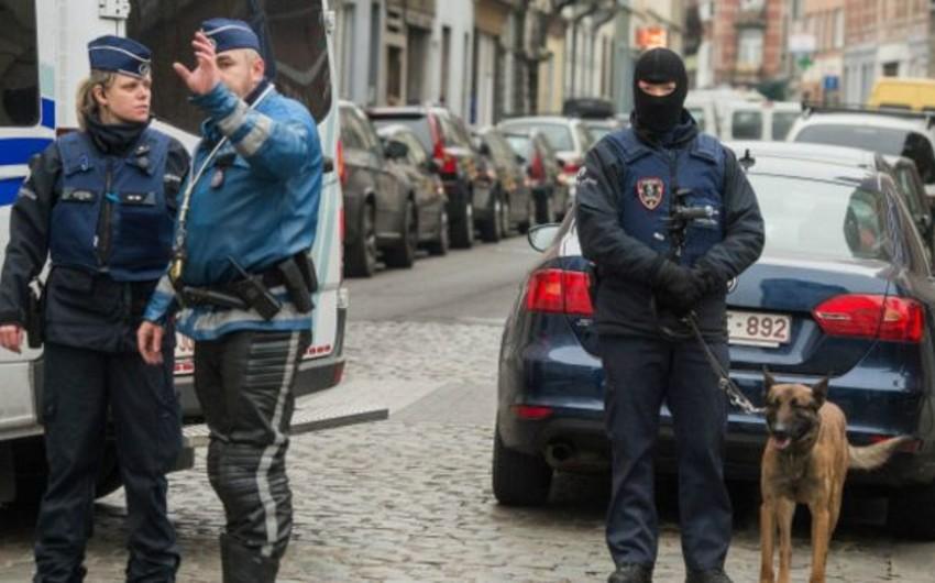 Belçikada terror aktına cəhdin qarşısı alınıb