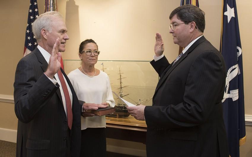 Riçard Spenser ABŞ-ın hərbi-dəniz qüvvələrinə yeni nazir təyin olunub