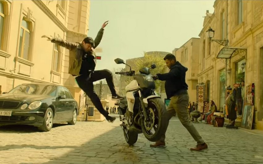 Action film shot in Azerbaijan to be demonstrated in India soon