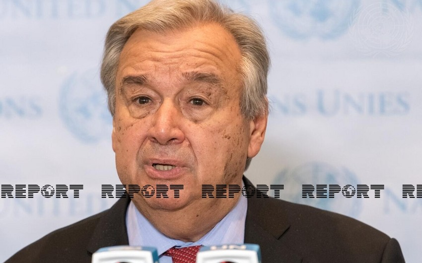 UN Secretary-General: We must have dialogue with Taliban