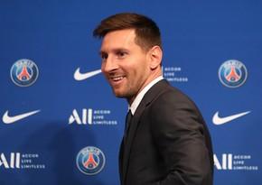 Messi PSJ azarkeşlərinə müraciət edib
