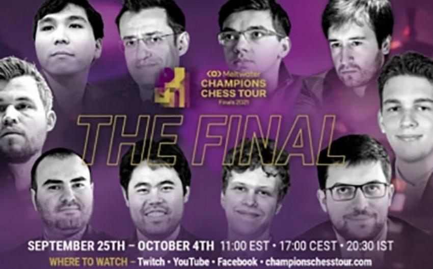 Тур чемпионов: Раджабов и Мамедъяров проиграли