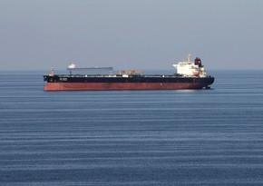 Azərbaycan nefti ilə yüklənmiş növbəti tanker Odessa limanına çatdı