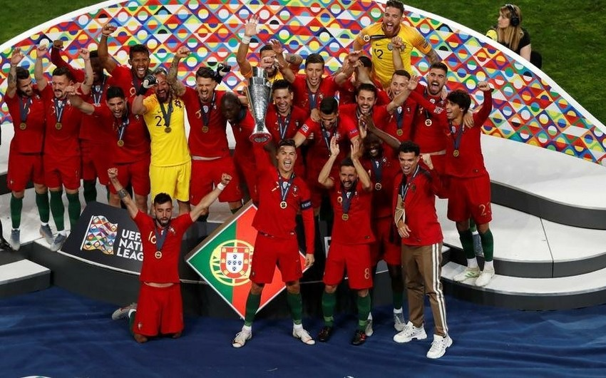 Portuqaliya millisinin 5 futbolçusu rəmzi yığmada - SİYAHI