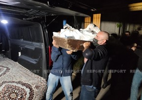 Балоглана Ашрафова похоронили в родном селе