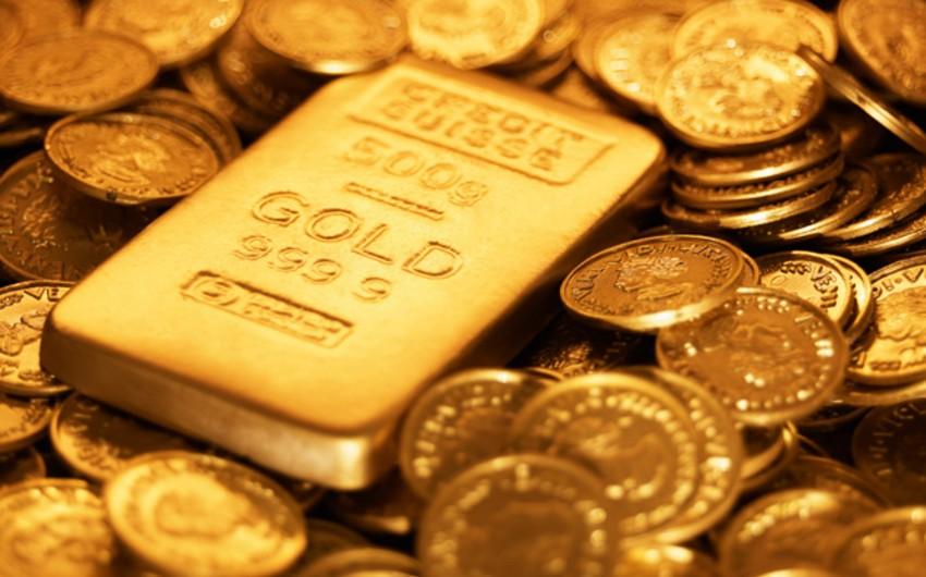 Dünya bazarında qızıl 9 dollar bahalaşıb