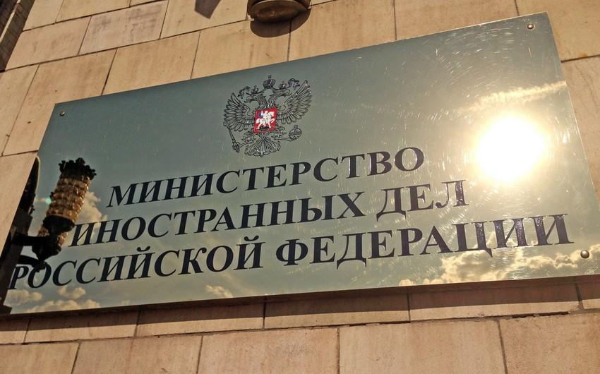 Rusiya 23 dövlətin diplomatını arzuolunmaz şəxs elan edib