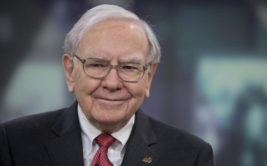 Berkshire Hathaway fondu Bank of Americanın əsas səhmdarı olub