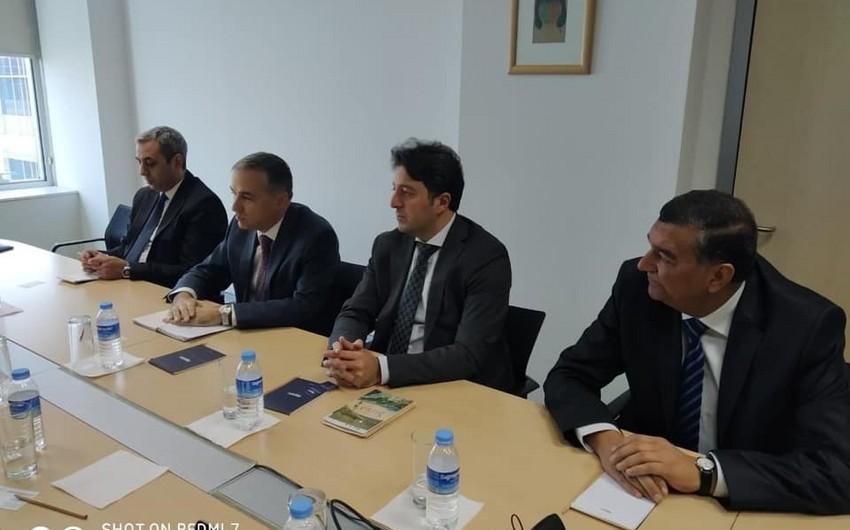 Председатель азербайджанской общины Нагорного Карабаха отбыл в Турцию