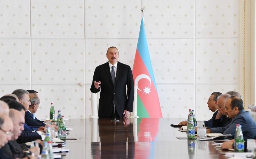 İlham Əliyev: Azərbaycan Avropa üçün strateji əhəmiyyət daşıyan ölkədir