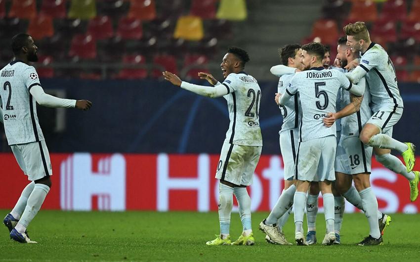 Челси обыграл Атлетико в матче 1/8 финала Лиги чемпионов
