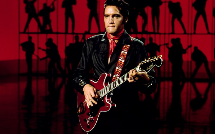 """Rock and Roll"""" kralının gitarası yenidən əl dəyişdirib"""