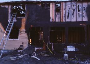 Пять человек погибли при пожаре в Колорадо