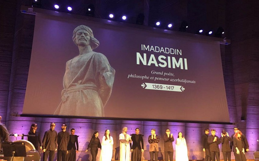 600th anniversary of Azerbaijani poet Nasimi's death marked at UNESCO HQs