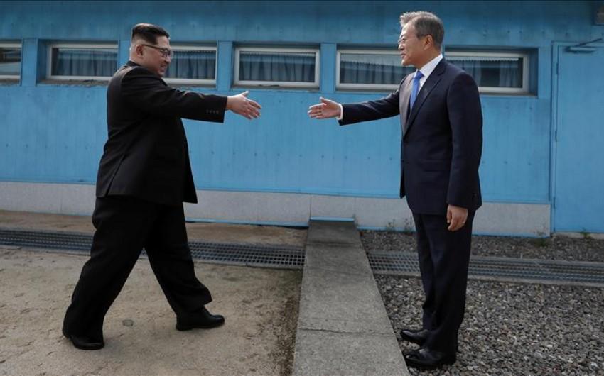 Şimali Koreya Cənubi Koreyadan sülh müqaviləsinin imzalanmasını tələb edir
