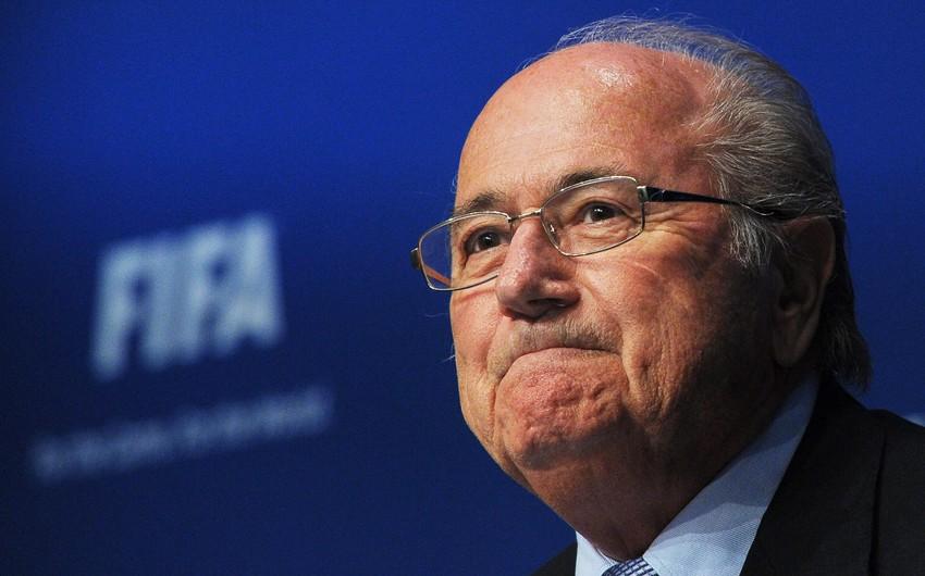 Blatter Avropanın rəmzi komandasını açıqladı