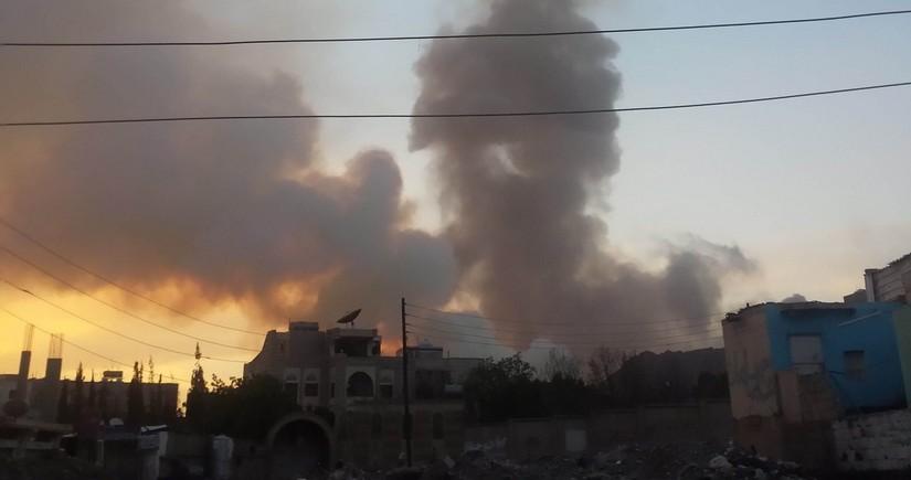 Столицу Эритреи атаковали ракетами с Эфиопии