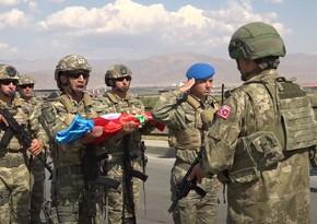 В Нахчыване стартовали совместные учения азербайджанских и турецких военнослужащих